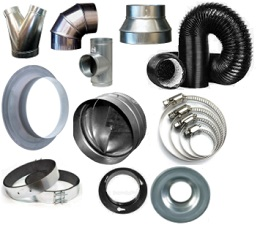 Ducting & Duct Accessories