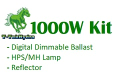 Lighting Complete 1000 Watt Kits