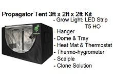 Propagator Tent 3ft x 2ft x 2ft