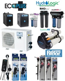 Water Purification - Heaters - Chiller